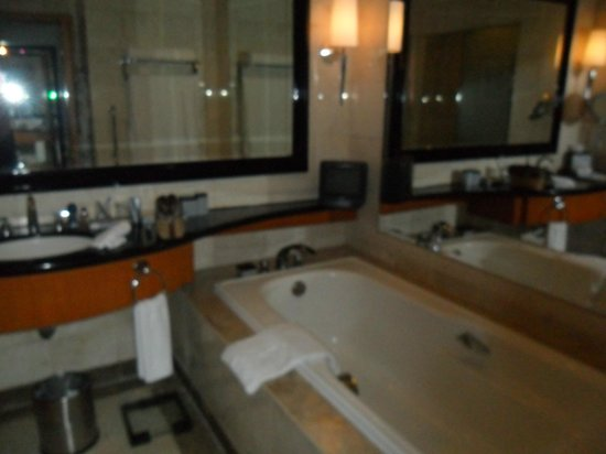 Pan Pacific Manila:                   luxurious