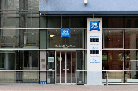 ibis budget Hamburg St. Pauli Messe: Exterior