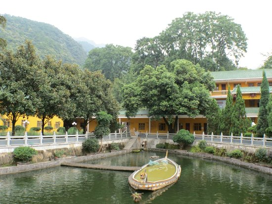 Yunmen Temple of Shaoguan