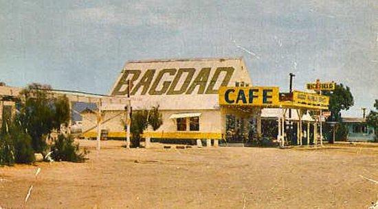 Bagdad Cafe San Francisco Restaurant Review