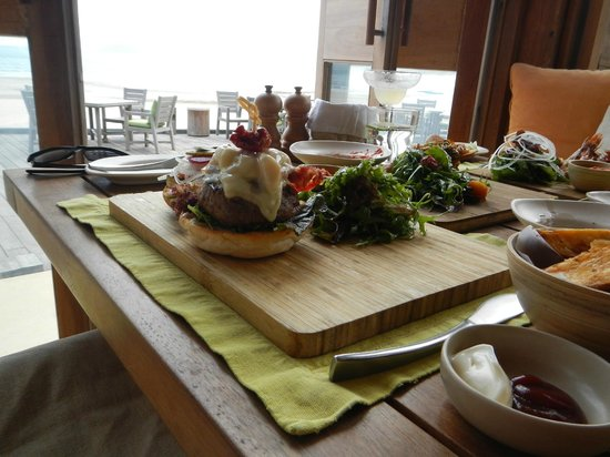 Six Senses Con Dao:                   Food was amazing