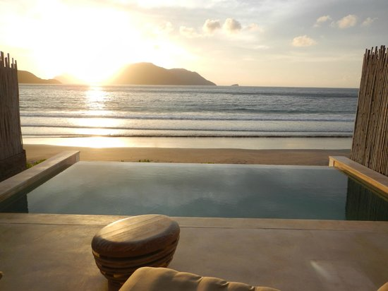 Six Senses Con Dao :                   Sunrise