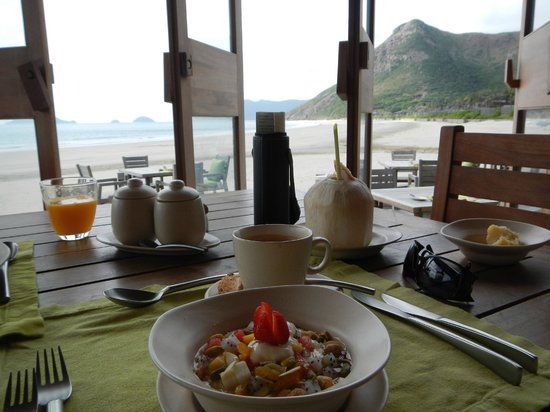 Six Senses Con Dao:                   Excellent food!!