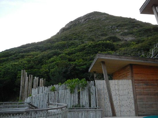 Six Senses Con Dao:                   Elephant Mountain