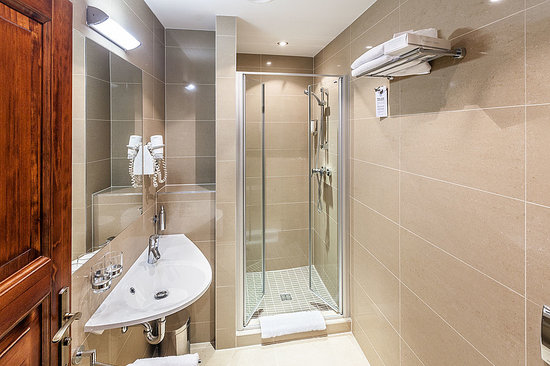 Hotel Residence Agnes: Renovated bathrooms
