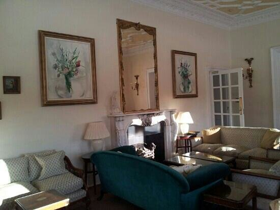 Ballathie House Hotel:                   drawing room