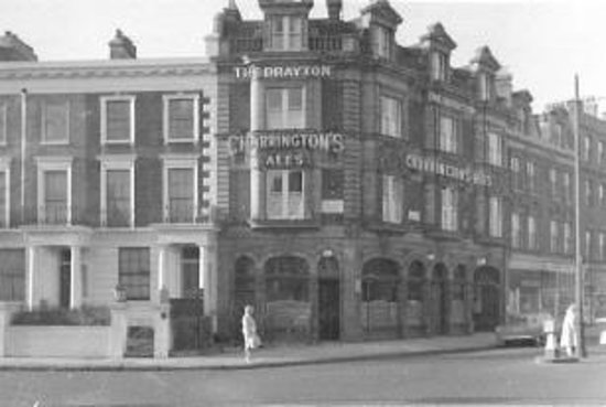 The Drayton Arms: Historic Photo