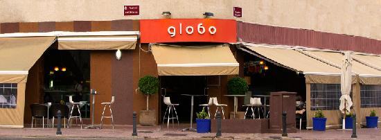 Globo: Bienvenidos, estamos en Avda Brillante 1