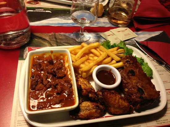 Buffalo grill narbonne route de perpignan restaurant - Buffalo grill accepte les cheques vacances ...