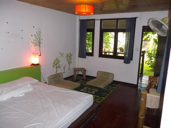 By Beach Resort:                   Comfortable and spacious
