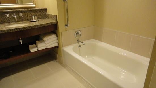 Renaissance Las Vegas Hotel:                   bathroom