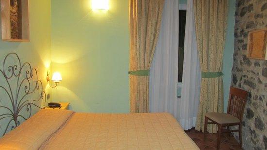 Borgovico Hotel:                   camera 301