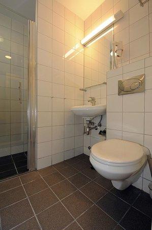 Skitorget Apartments: Bathroom
