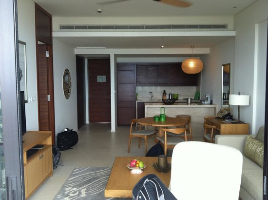 Hyatt Regency Danang Resort & Spa :                   One bedroom residence
