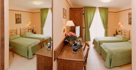 Hotel Campiglione: Camera doppia