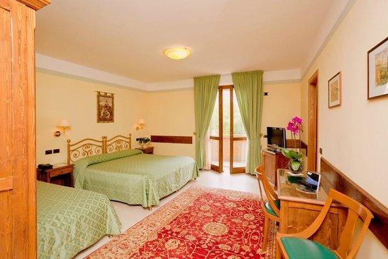 Hotel Campiglione: Camera familiare