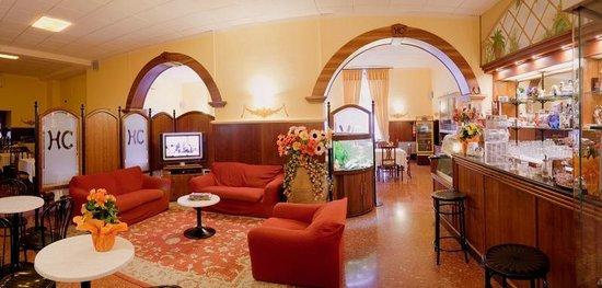 Hotel Campiglione: Bar Ristorante