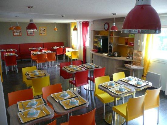Ptit Dej-hotel Chartres : Caféterie