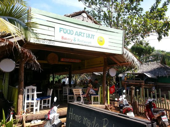 Koh Mak Restaurant Food Art Hut & German Bakery:                   Food Art Hut