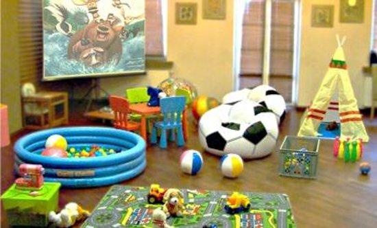 Hotel Abis: pokój dla dzieci