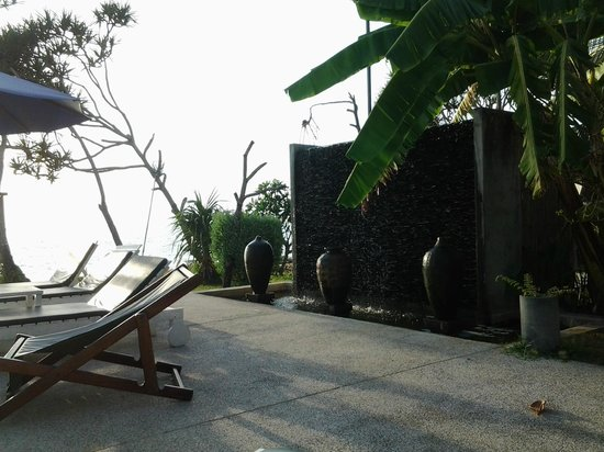 Anda Lay Boutique Resort:                   Pool area