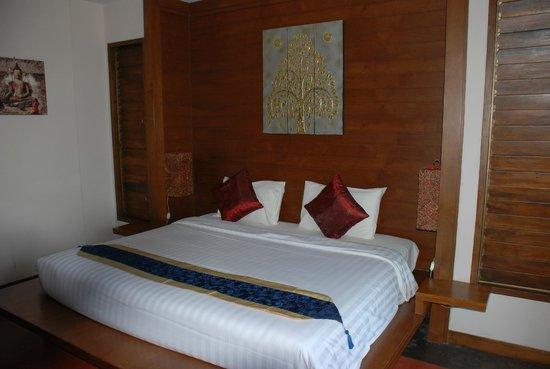 Anda Lay Boutique Resort:                   Bedroom