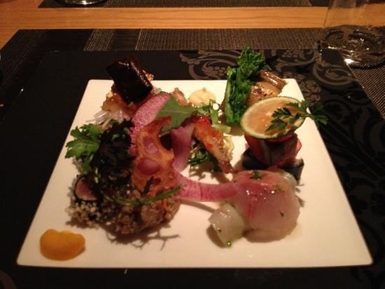 Villa Lupicia Restaurant:                   2nd Appetiser