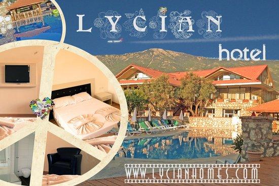 Lycian Hotel: Reklam