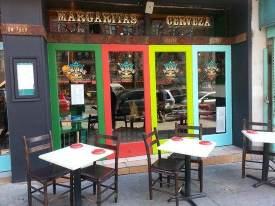 Los Amigos Mexican Restaurant Exterior