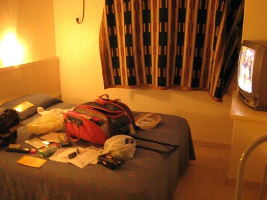 Hotel Expressinho: Quartos funcionais