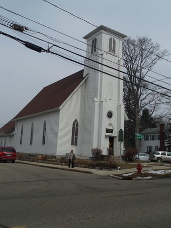 First Universalist Church - Concord, MI