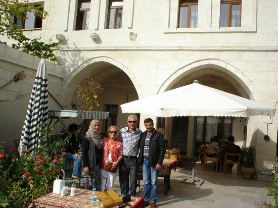 Safran Cave Hotel: güzellik..mutluluk..