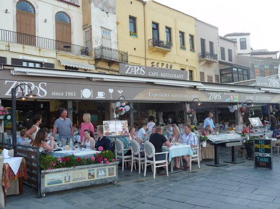 Ζέπος εστιατόριο, Χανιά - Κριτικές εστιατορίων - Tripadvisor