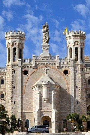 Notre Dame Guest House:                   Notre Dame Center                 