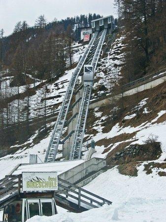 Hotel Tyrol:                   Ski railway