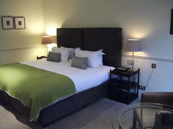 Rudding Park Hotel:                   Room 209 Ribston Wing