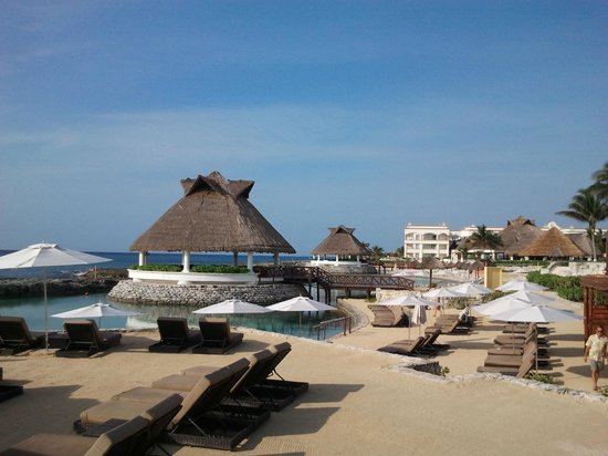 Heaven en Hard Rock Hotel Riviera Maya:                   Resort View