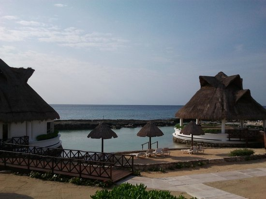 Heaven at the Hard Rock Hotel Riviera Maya:                   Water View