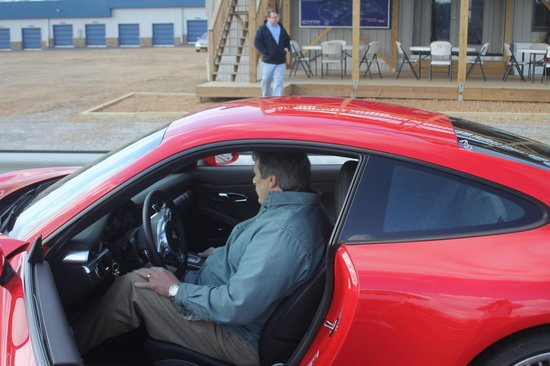 Velocity Motorsports :                   Checking out the vehicles
