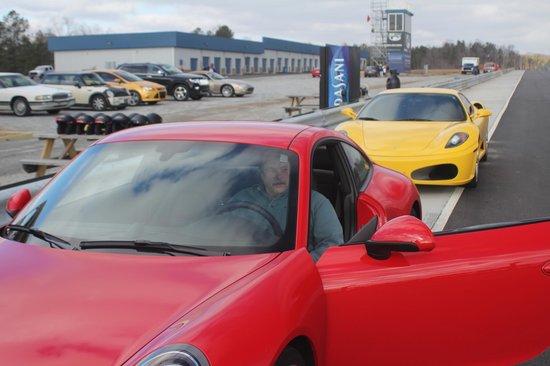 Velocity Motorsports :                   I've driven Porsche's but not Ferrari