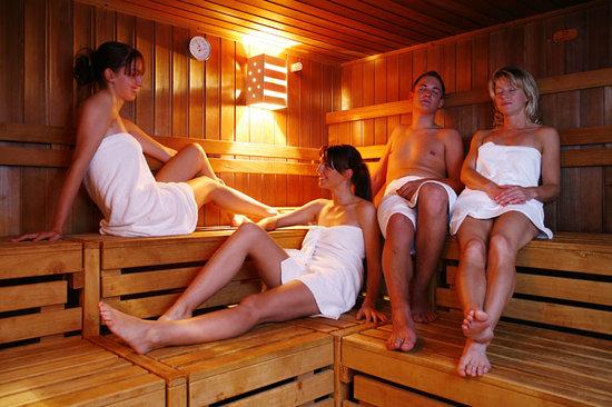 Seehotel Ecktannen: Sauna