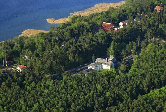 Seehotel Ecktannen: Luftaufnahme