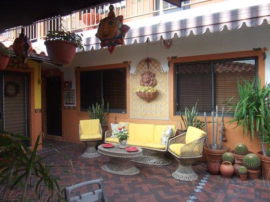 Blue Seas Courtyard:                   nuestro apartamento