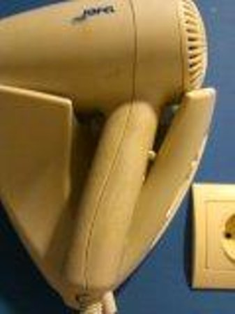 Hotel Las Murallas:                   secador