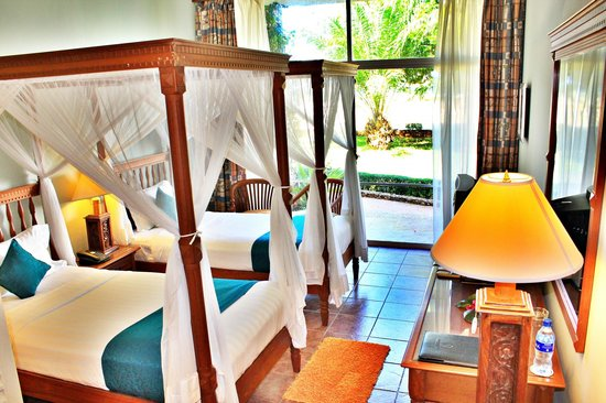 Kunduchi Beach Hotel and Resort: Standard Twin Room