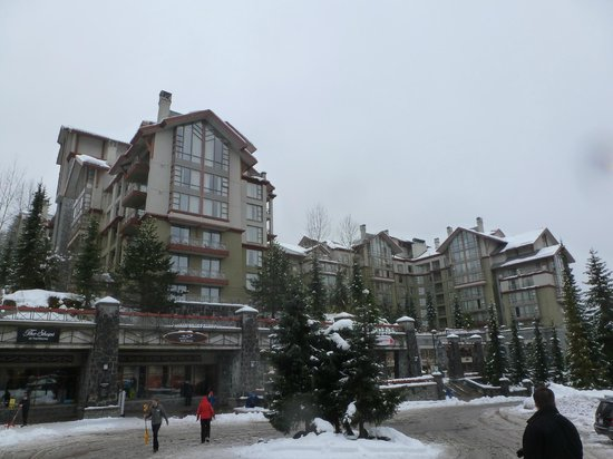 The Westin Resort & Spa, Whistler:                   The Westin