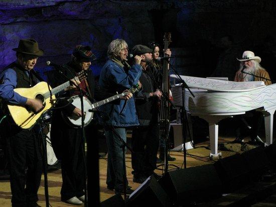 McMinnville, TN:                   Pat Flynn, John Cowan and Leon Russell