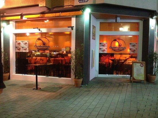 Restaurante taperia quintapenas en albacete con cocina - Cocinas en albacete ...