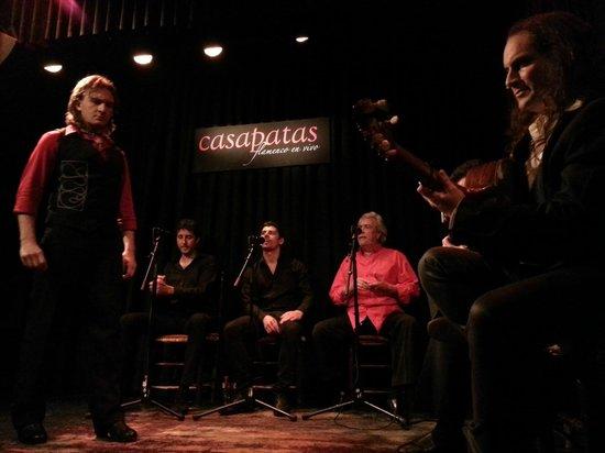 Flamenco 2 picture of casa patas madrid tripadvisor - Casa patas flamenco ...