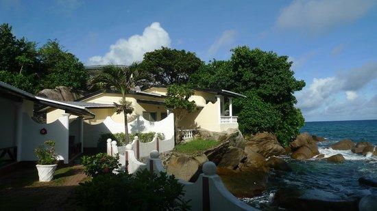 Anse Soleil Beachcomber: La struttura